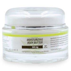Aspen Green Moisturizing Body Butter 500mg