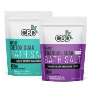 CBD Bath Salt