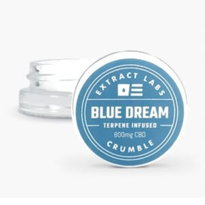Extract Labs Blue Dream CBD Crumble 800mg