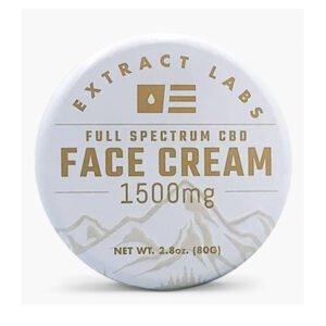 Extract Labs CBD Face Cream 1500mg