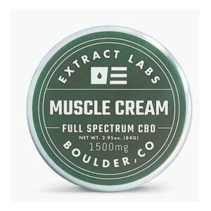 Extract Labs CBD Muscle Cream 1500mg