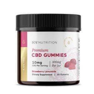 Joy Organic CBD Gummies 300mg