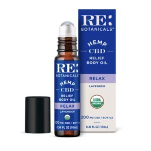 Re: Botanicals Lavender Relief Body Oil 200MG