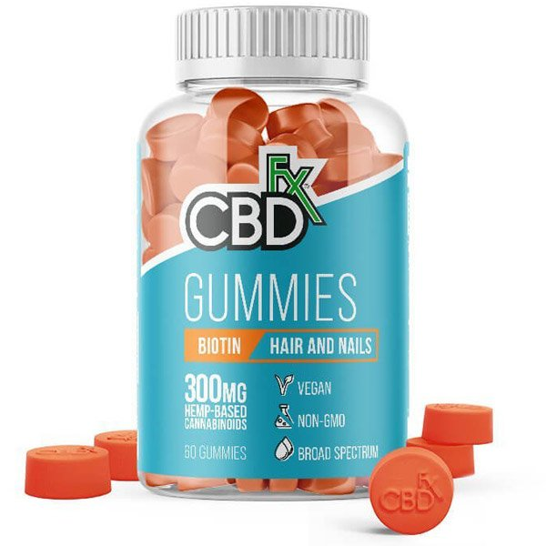 CBDfx Orignal CBD Gummy Bears 1500mg